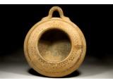 A Greek Kothon, Linear Corinthian Ware