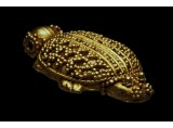 A Roman Gold Pendant in the Shape of a Tortoise