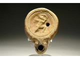 A Roman Mould-Made Oil–Lamp
